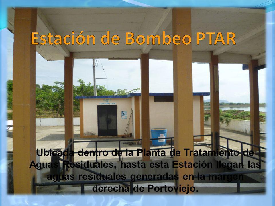 Estación de Bombeo PTAR