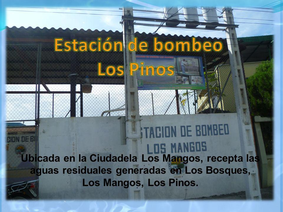 Estación de bombeo Los Pinos