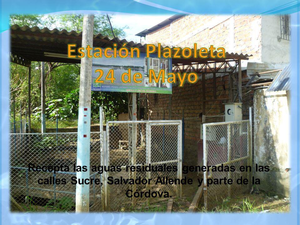 Estación Plazoleta 24 de Mayo