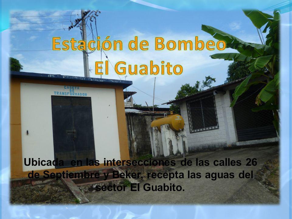 Estación de Bombeo El Guabito