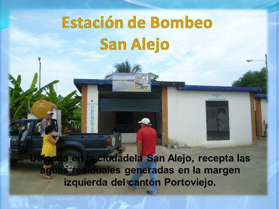 Estación de Bombeo San Alejo