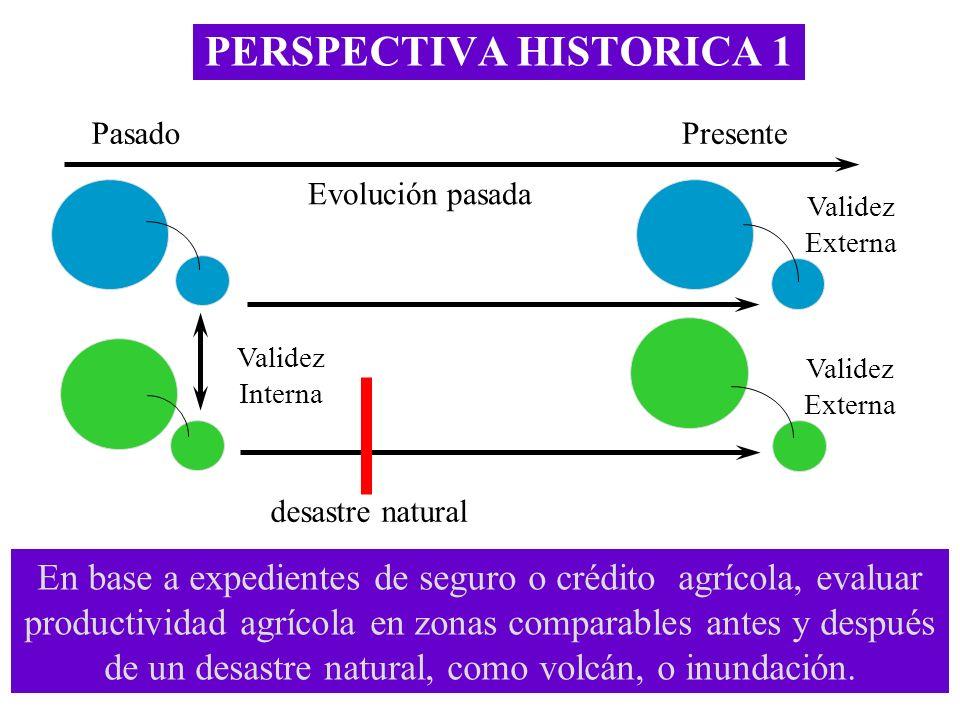 PERSPECTIVA HISTORICA 1