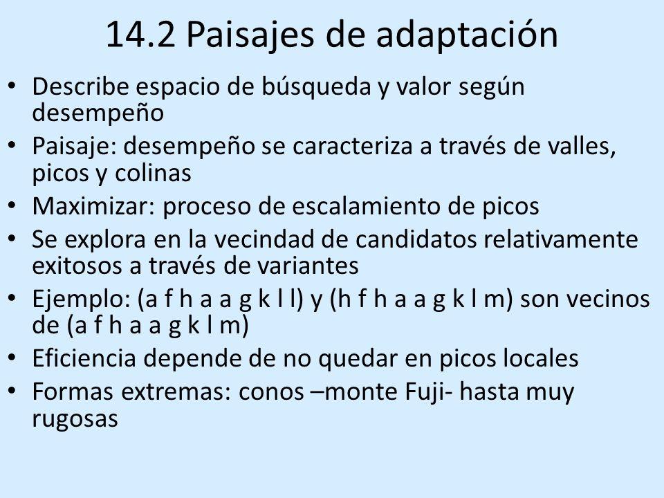 14.2 Paisajes de adaptación