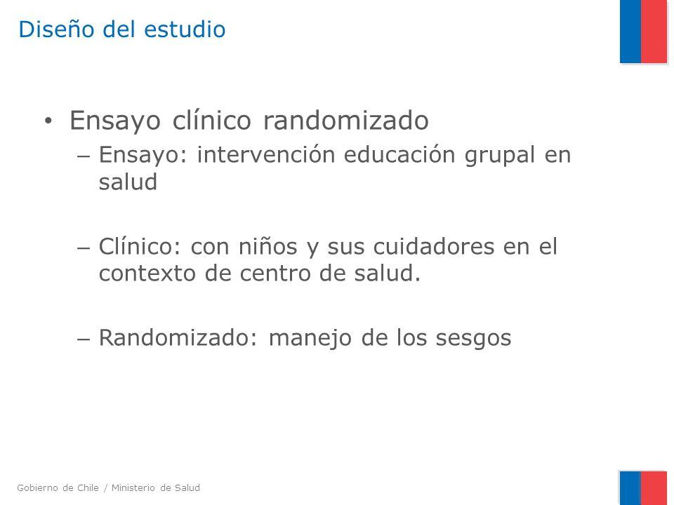 Ensayo clínico randomizado