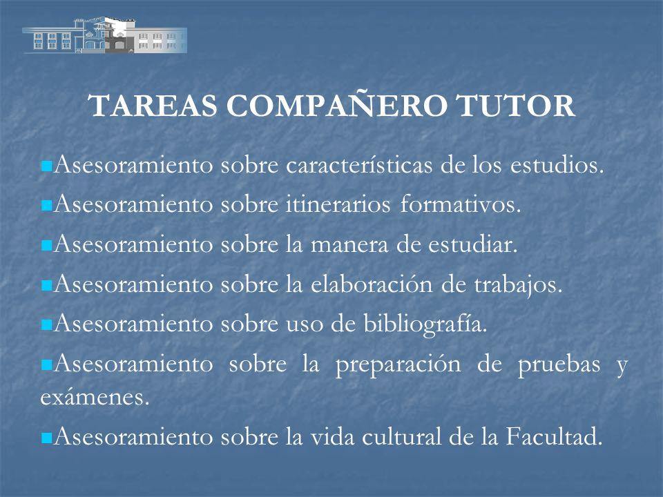 TAREAS COMPAÑERO TUTOR