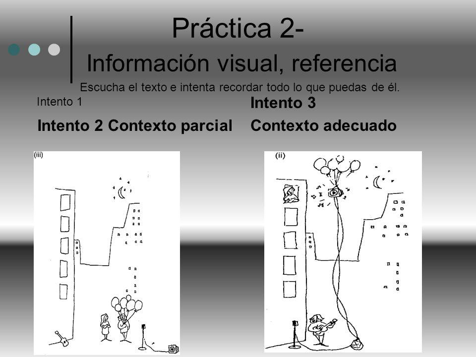 Práctica 2- Información visual, referencia