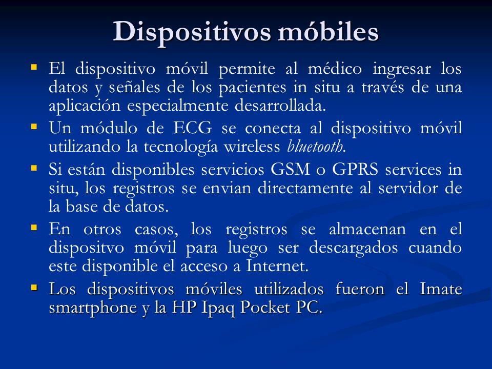 Dispositivos móbiles