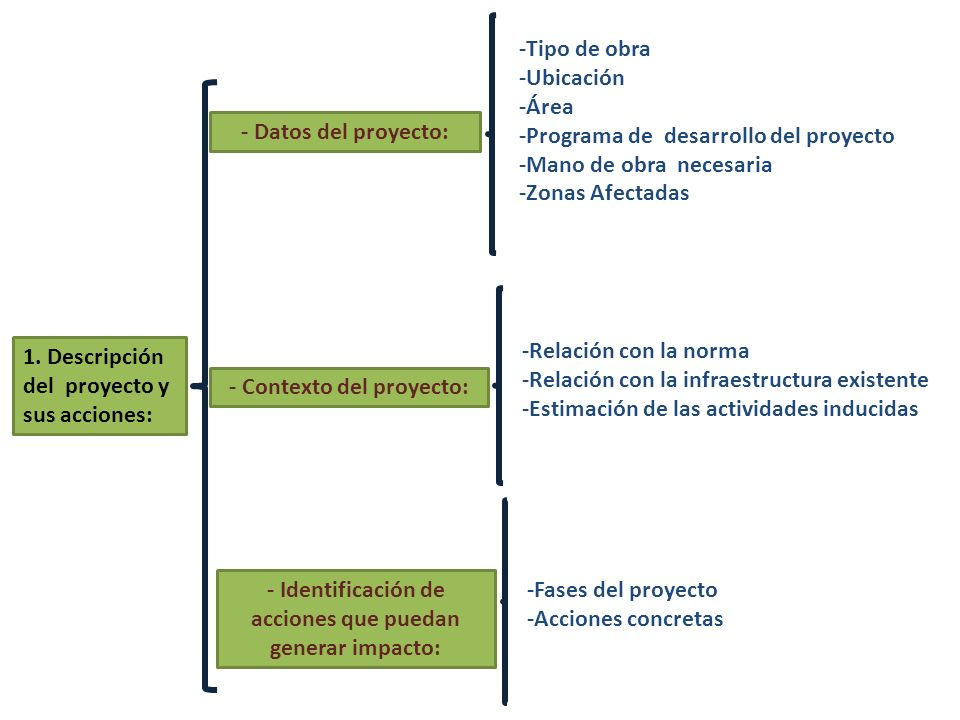-Programa de desarrollo del proyecto -Mano de obra necesaria