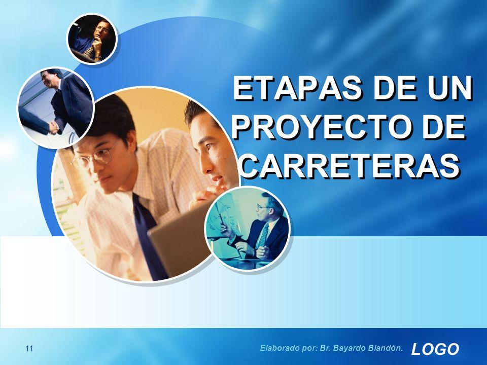 ETAPAS DE UN PROYECTO DE CARRETERAS