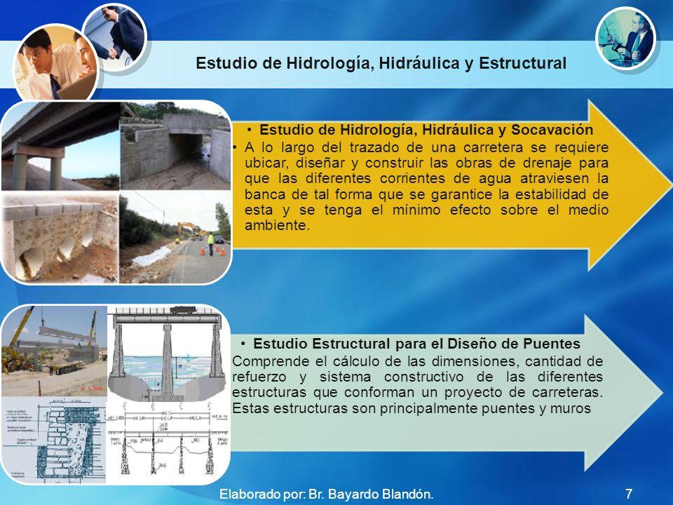 Estudio de Hidrología, Hidráulica y Estructural