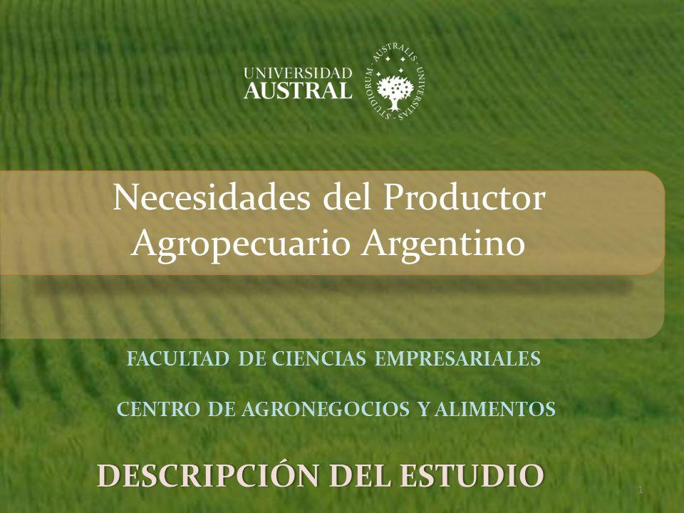 FACULTAD DE CIENCIAS EMPRESARIALES CENTRO DE AGRONEGOCIOS Y ALIMENTOS