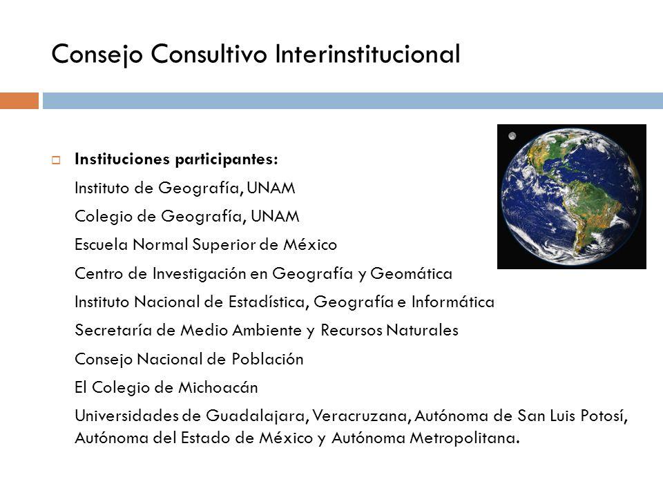 Consejo Consultivo Interinstitucional