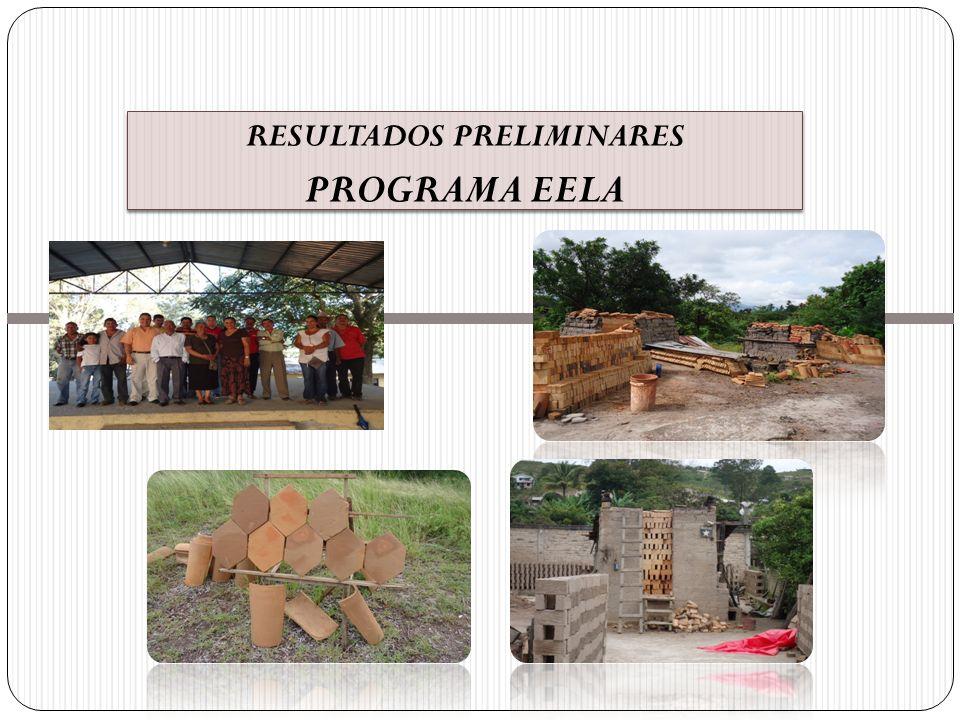 RESULTADOS PRELIMINARES PROGRAMA EELA