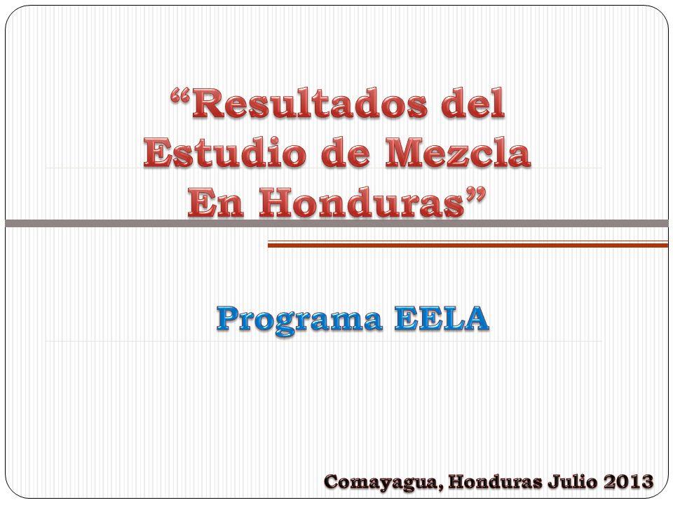 Comayagua, Honduras Julio 2013