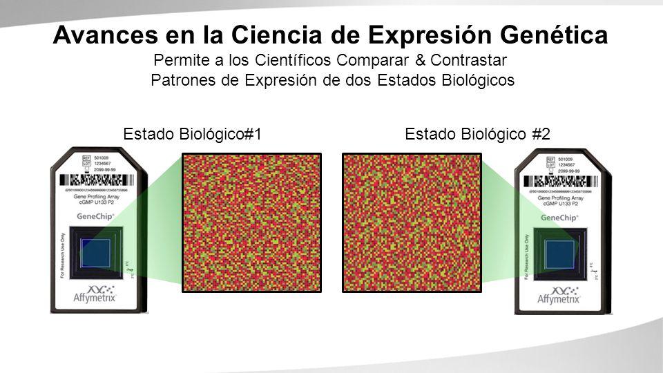 Avances en la Ciencia de Expresión Genética