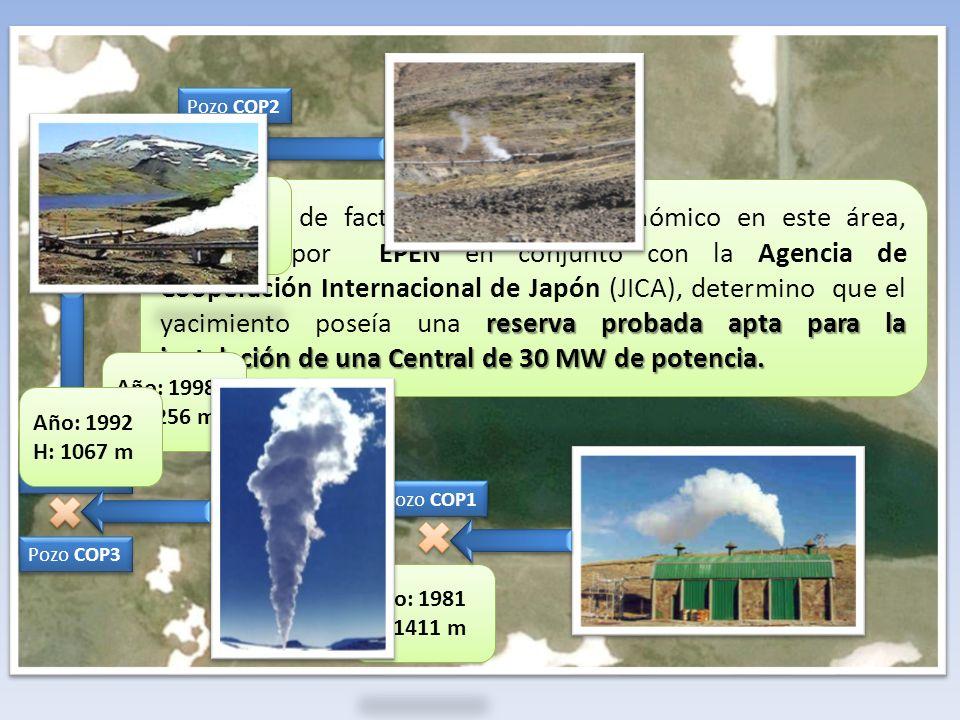 Pozo COP2