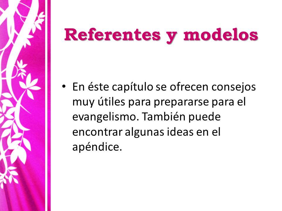 Referentes y modelos
