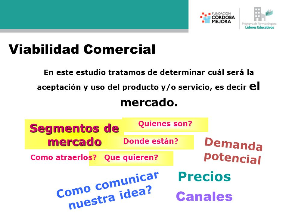 Como comunicar nuestra idea