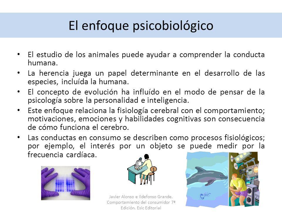 El enfoque psicobiológico