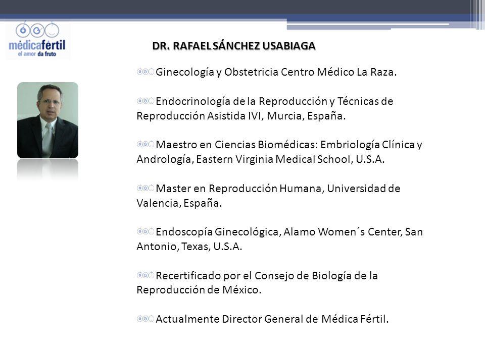 DR. RAFAEL SÁNCHEZ USABIAGA