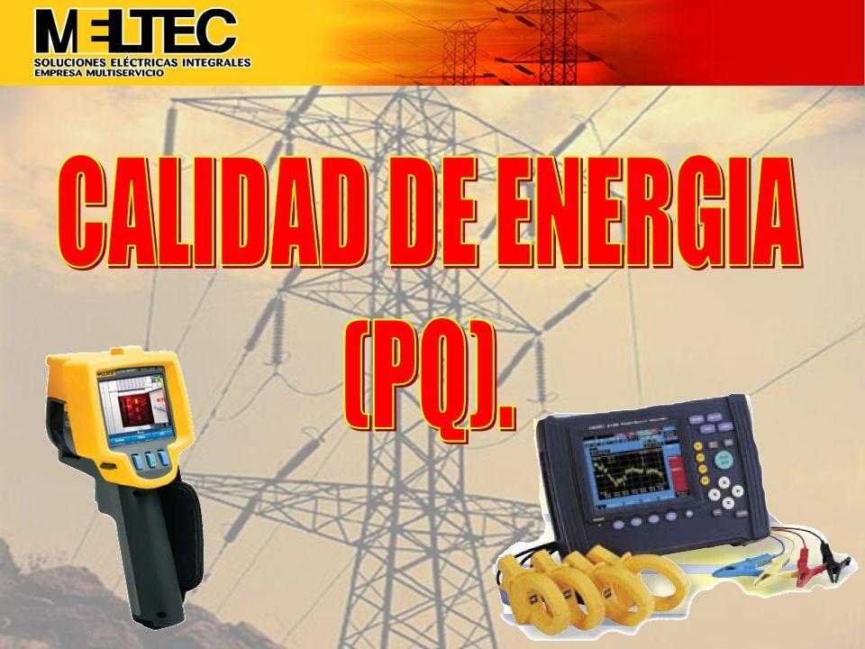 CALIDAD DE ENERGIA (PQ).
