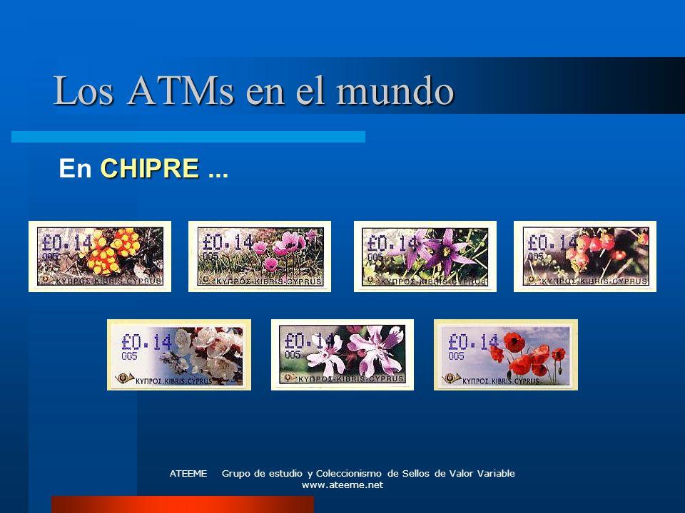 Los ATMs en el mundo En CHIPRE ...