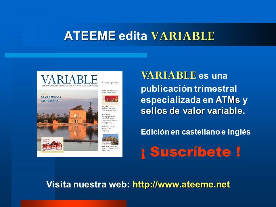 Visita nuestra web: http://www.ateeme.net
