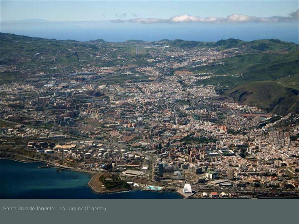 Santa Cruz de Tenerife – La Laguna (Tenerife)