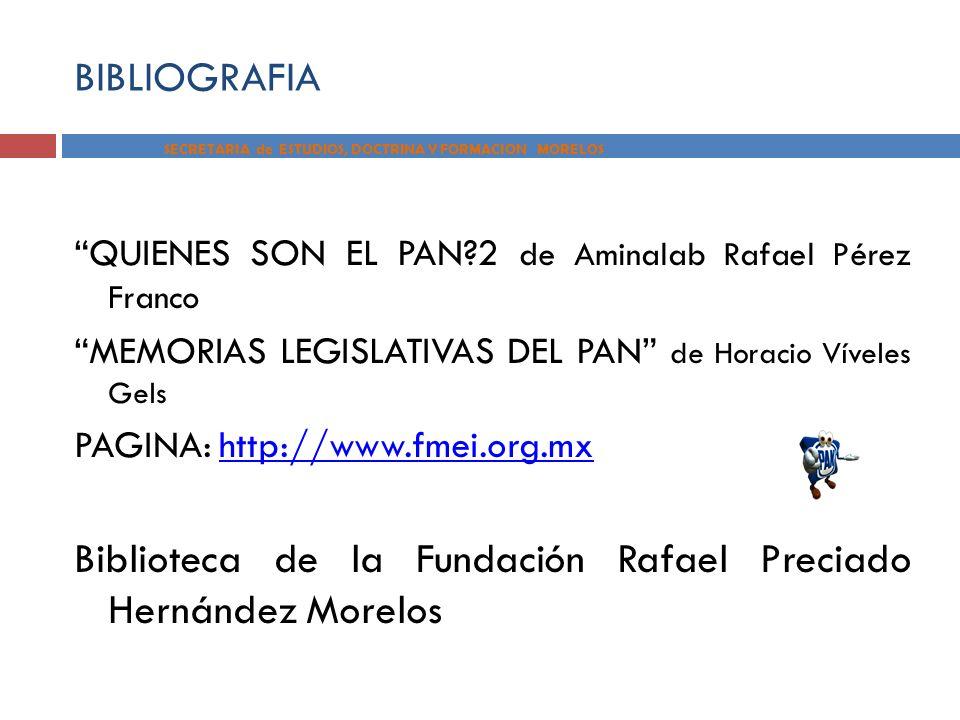 Biblioteca de la Fundación Rafael Preciado Hernández Morelos