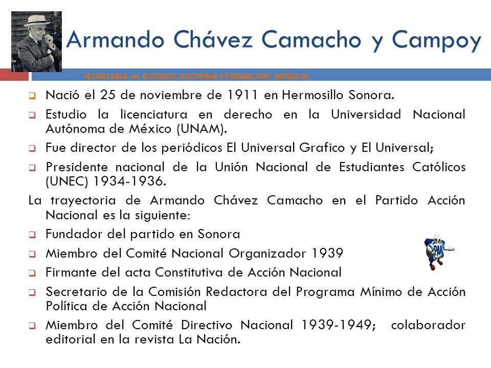 Armando Chávez Camacho y Campoy