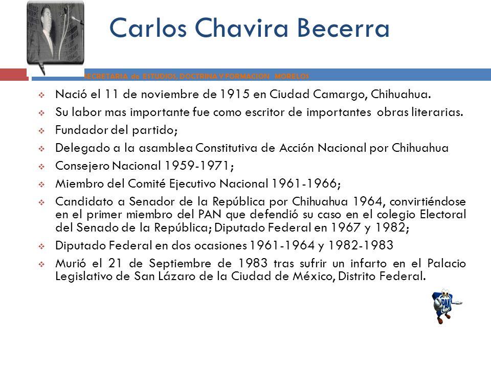 Carlos Chavira Becerra
