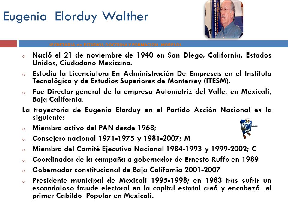 Eugenio Elorduy Walther