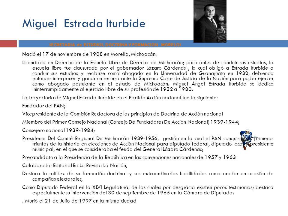 Miguel Estrada Iturbide
