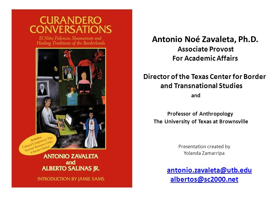 Presentation created by Yolanda Zamarripa