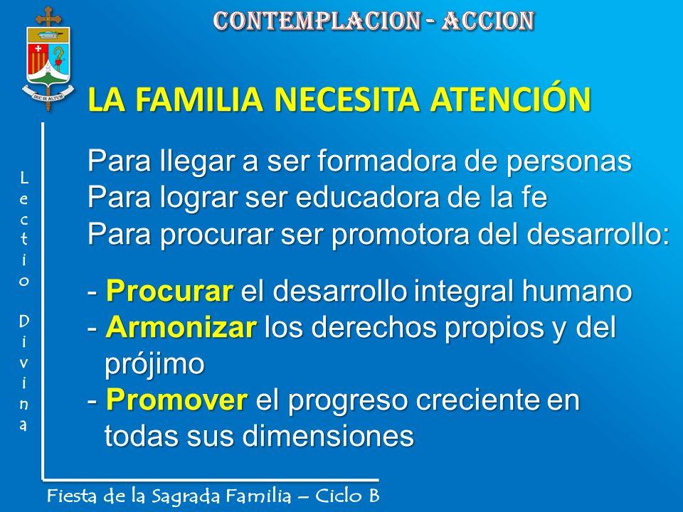 Contemplacion - accion