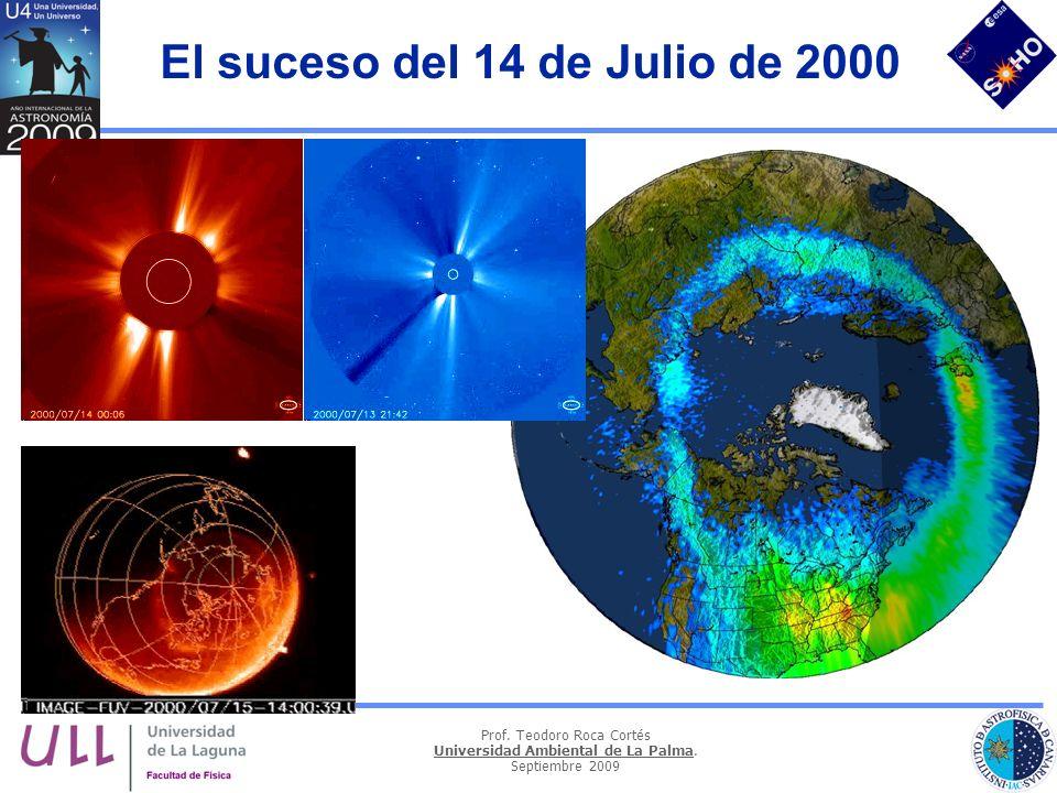 El suceso del 14 de Julio de 2000