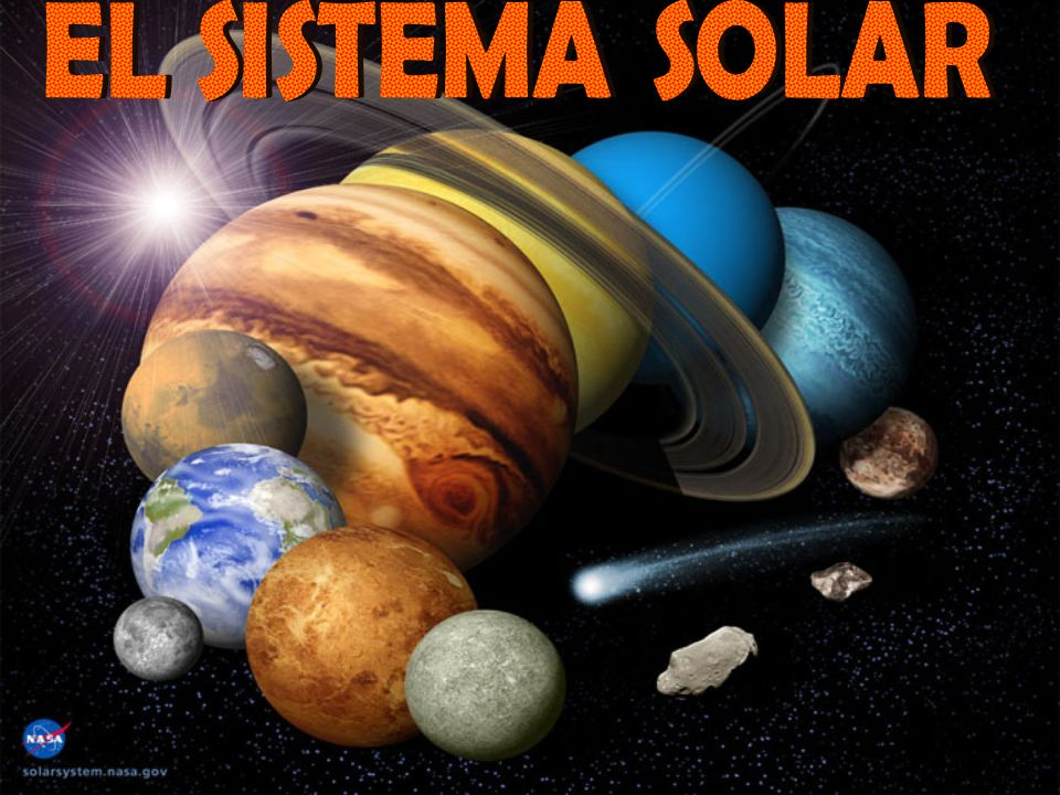 EL SISTEMA SOLAR