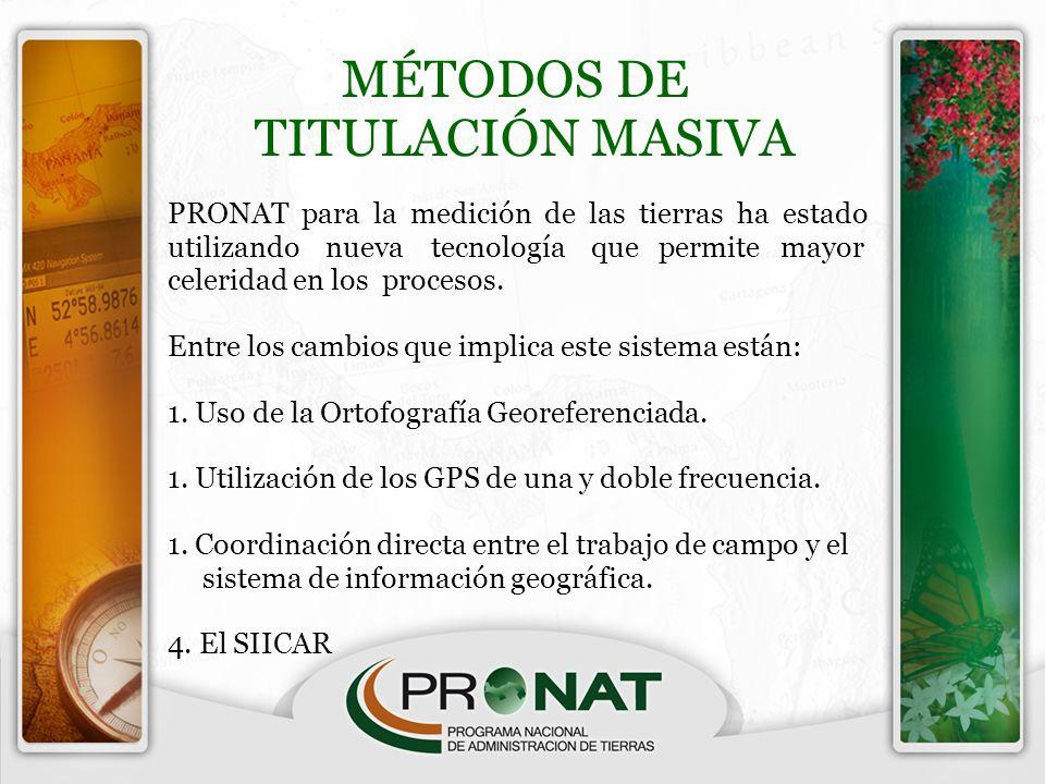 MÉTODOS DE TITULACIÓN MASIVA