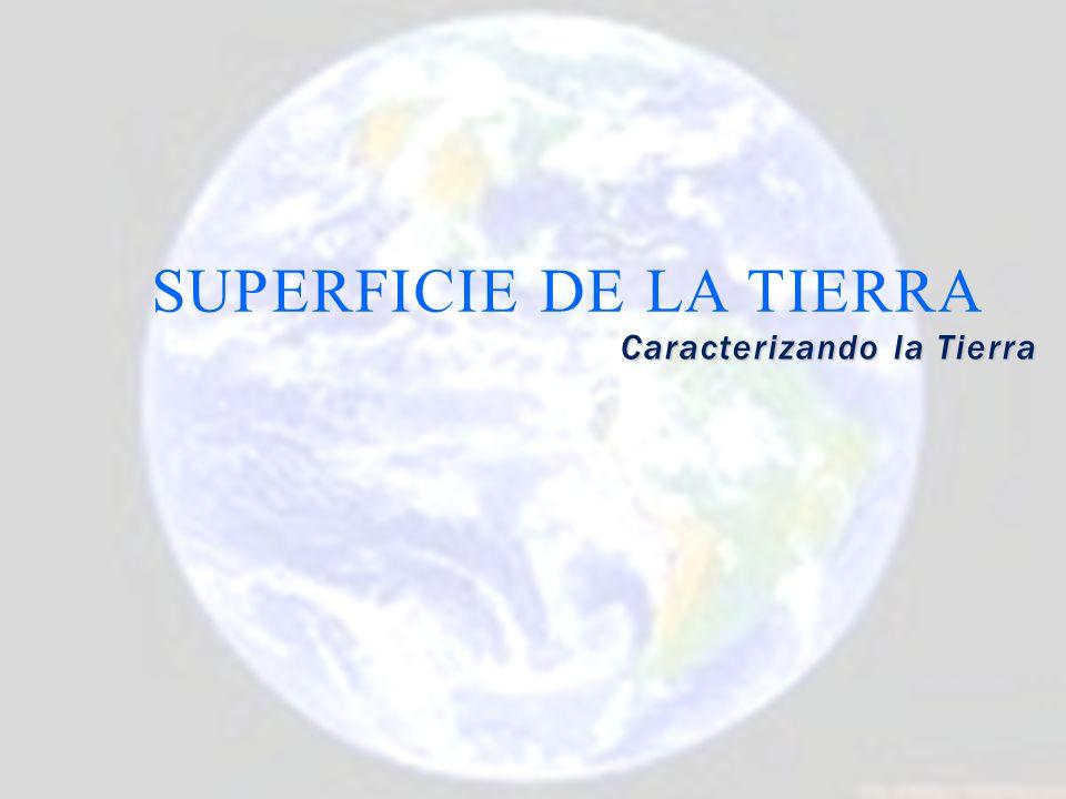 Superficie de la Tierra