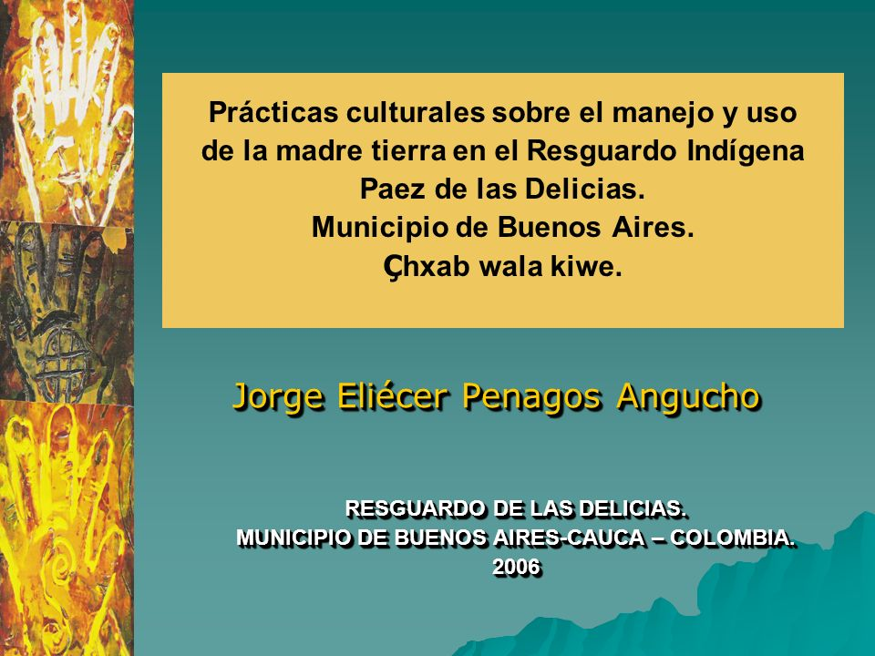 Jorge Eliécer Penagos Angucho