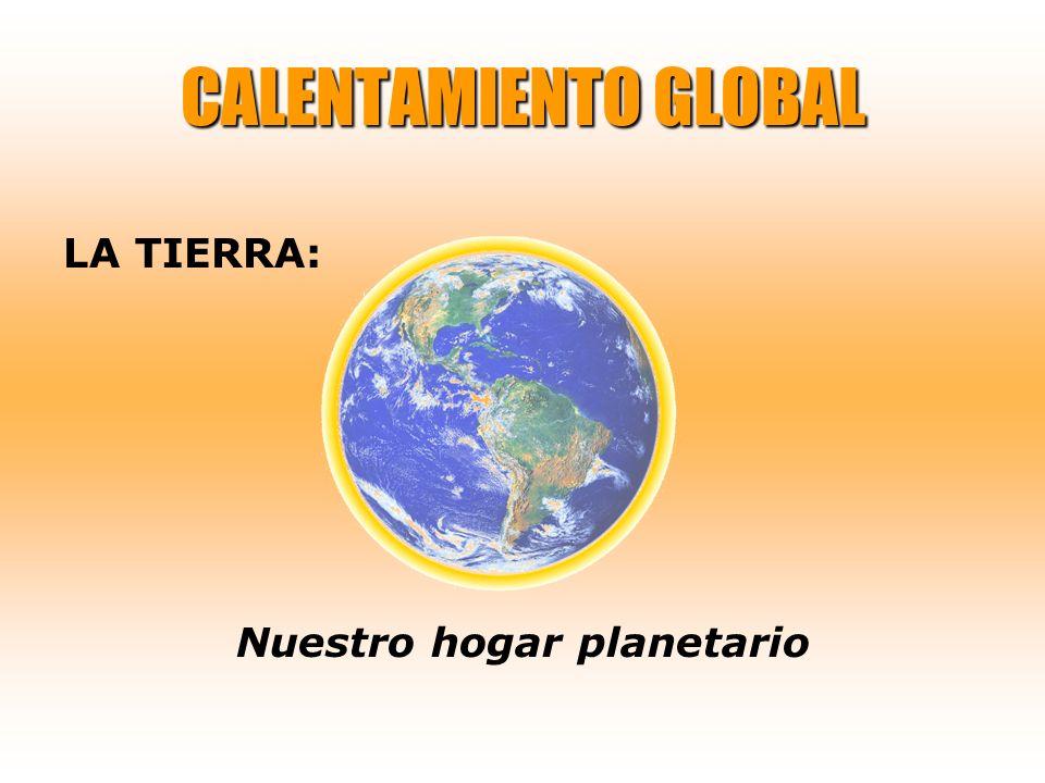 Nuestro hogar planetario