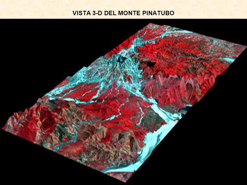 VISTA 3-D DEL MONTE PINATUBO