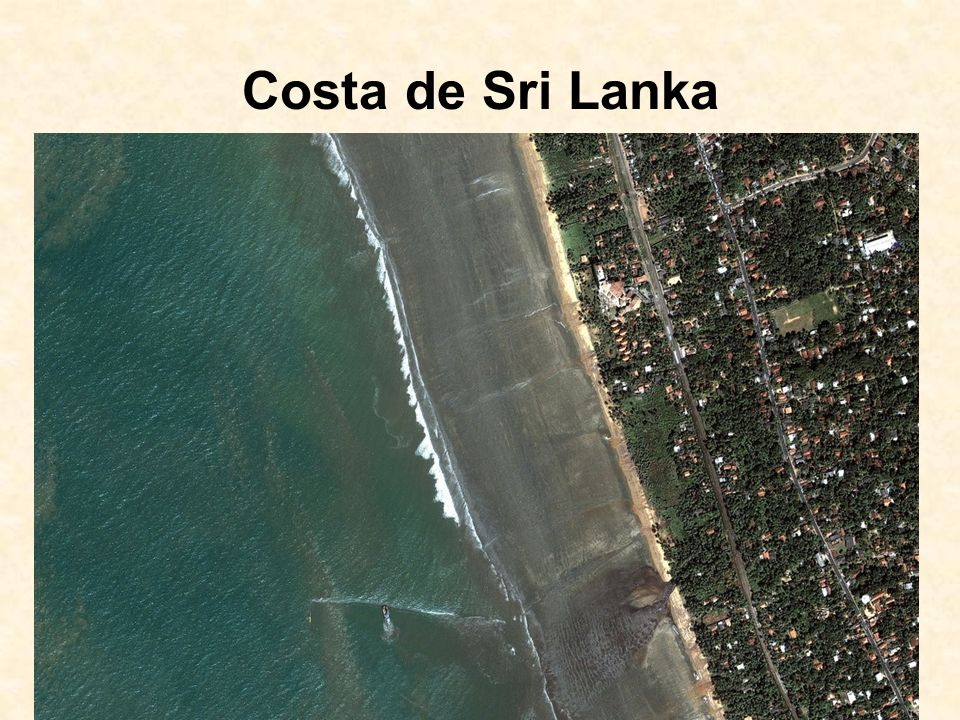 Costa de Sri Lanka