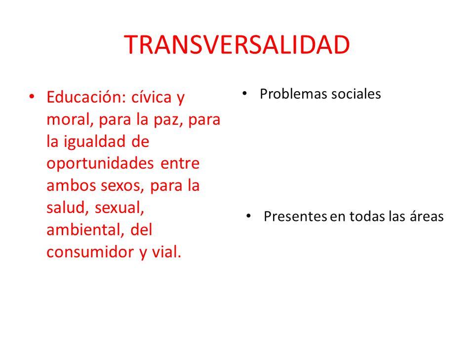 TRANSVERSALIDAD