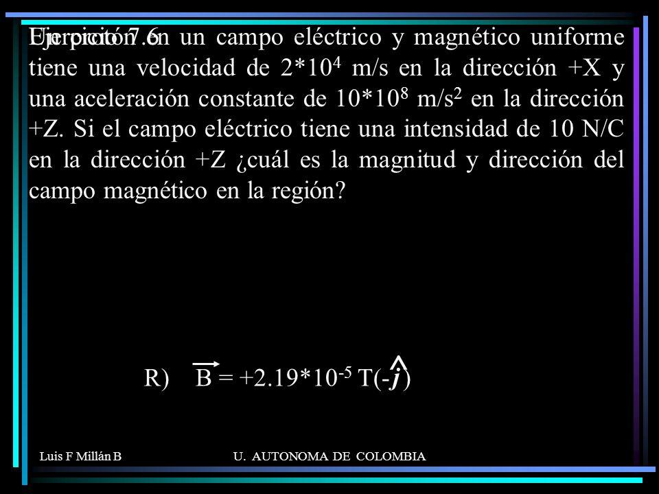 Ejercicio 7.6