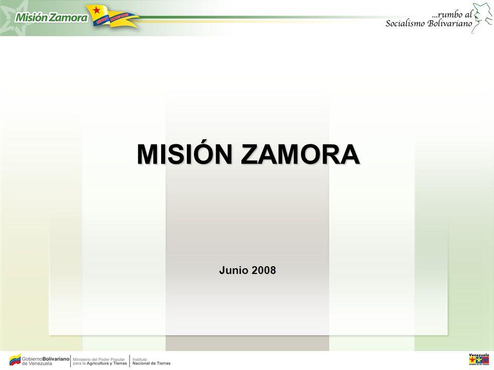 MISIÓN ZAMORA Junio 2008