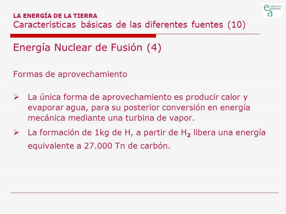 Energía Nuclear de Fusión (4)