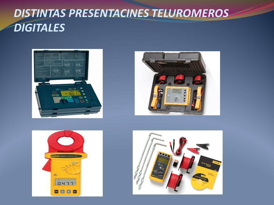 DISTINTAS PRESENTACINES TELUROMEROS DIGITALES