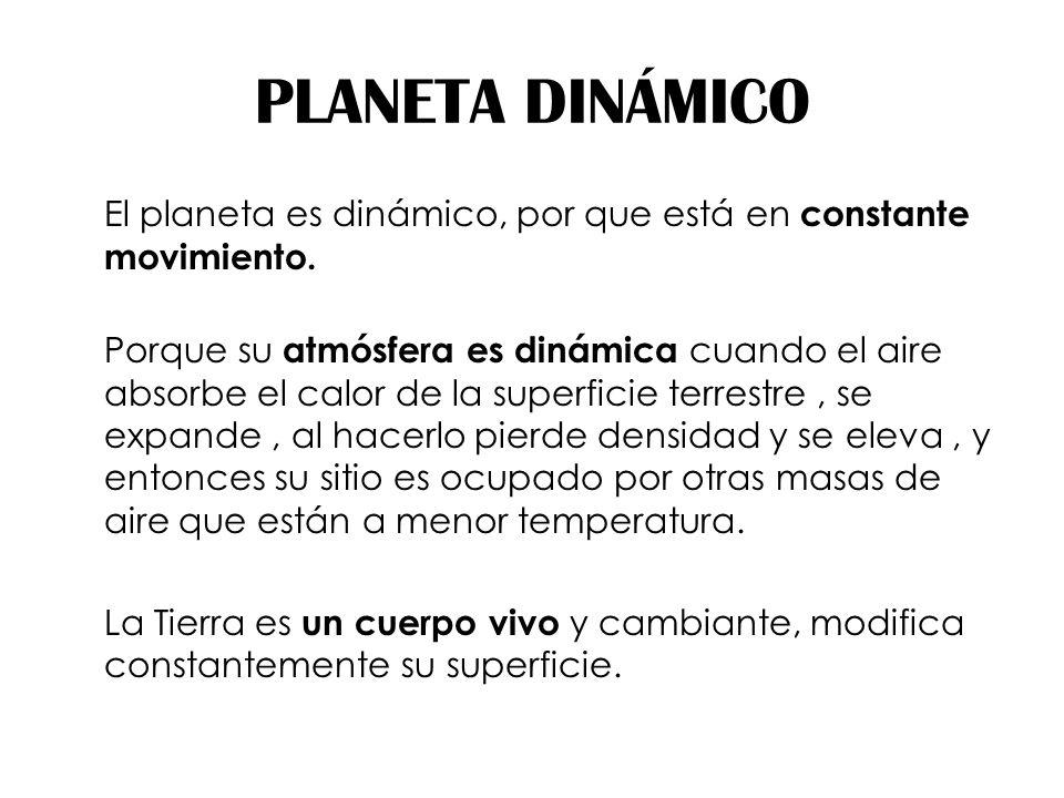 PLANETA DINÁMICO