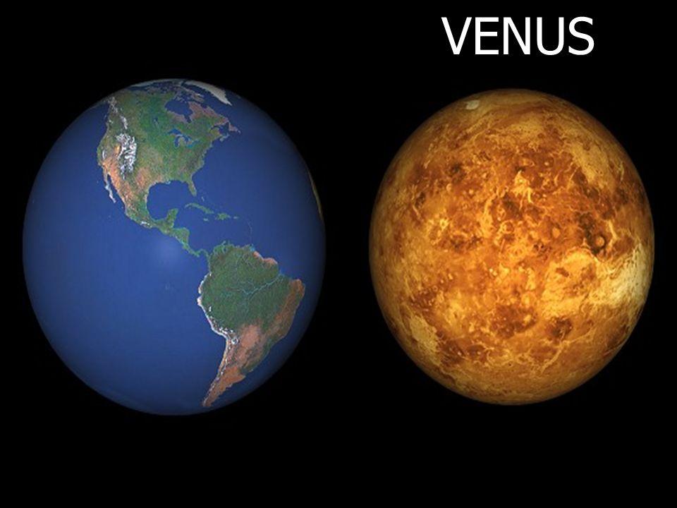 VENUS El planeta hermano de la Tierra A. Aponte